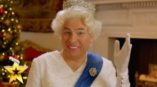 david walliams as queen bgt
