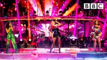 little mix break up song strictly come dancing