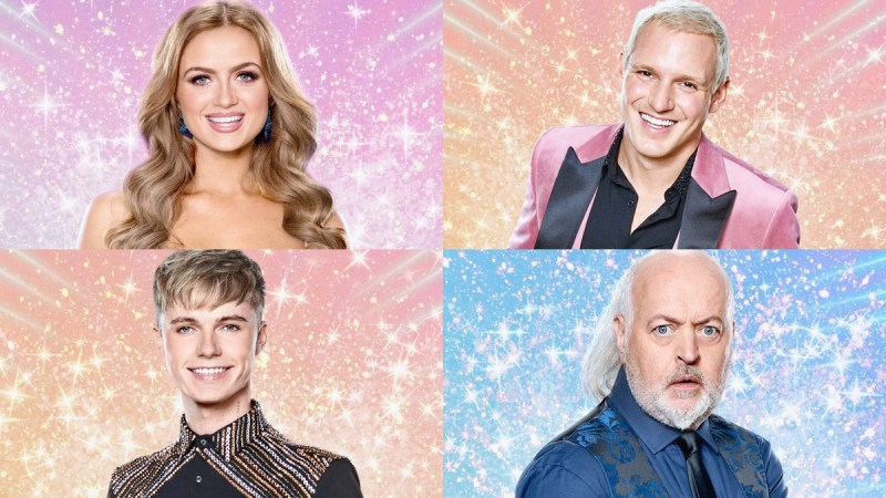 strictly come dancing final four
