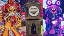 the masked singer uk season 2 episode 2