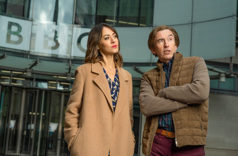 This Time With Alan Partridge S2 - First Look