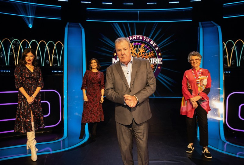 Who Wants To Be A Millionaire? Celebrity Special on ITV