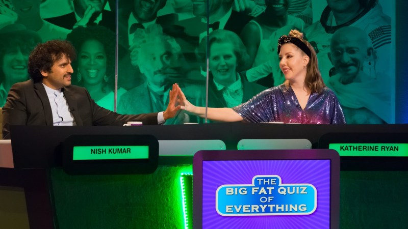 Big Fat Quiz Of Everything 2021 date watch online 2