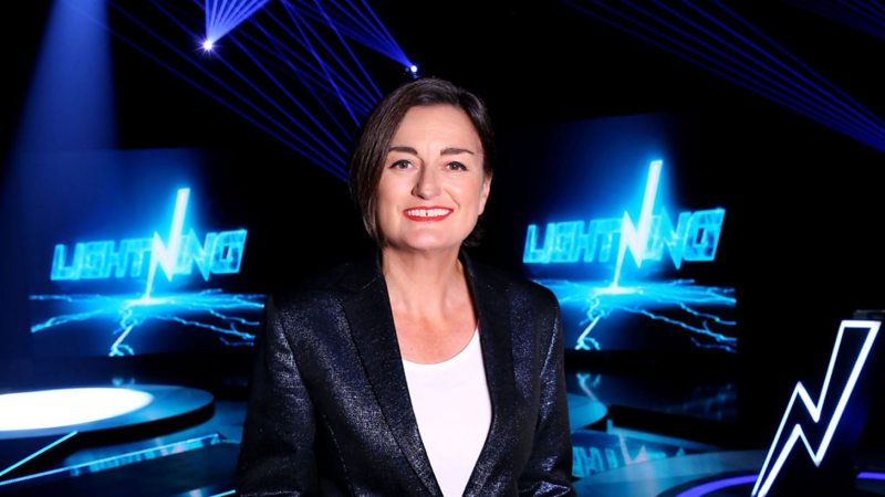 Lightning bbc two game show