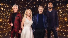 Dancing on Ice: SR13 on ITV judges