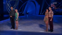 dancing on ice 2021 results who left this week