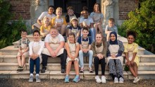 Junior Bake Off 2021 contestants