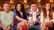 the cabins itv2 new couples