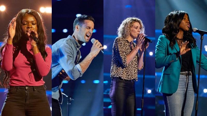 the voice uk 2021 week 5 contestants