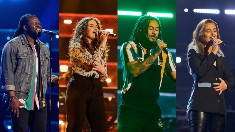 the voice uk week 4 auditions