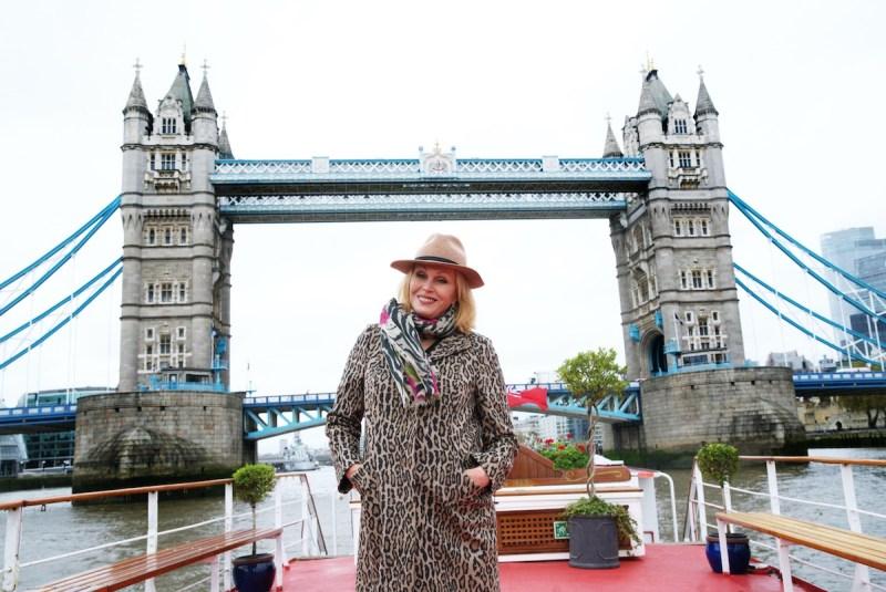 Joanna Lumley's Home Sweet Home 2021 itv - 1