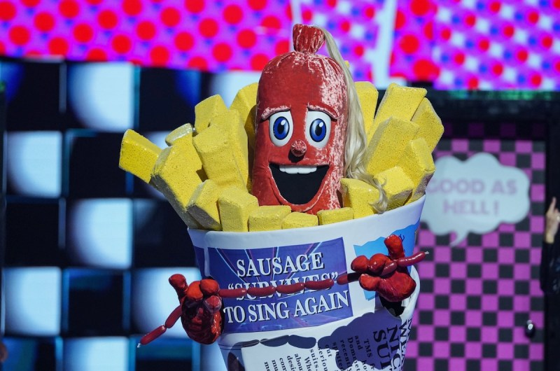 Who is Sausage on The Masked Singer?