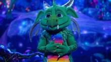 The Masked Singer: SR2: Ep7 on ITV - Dragon