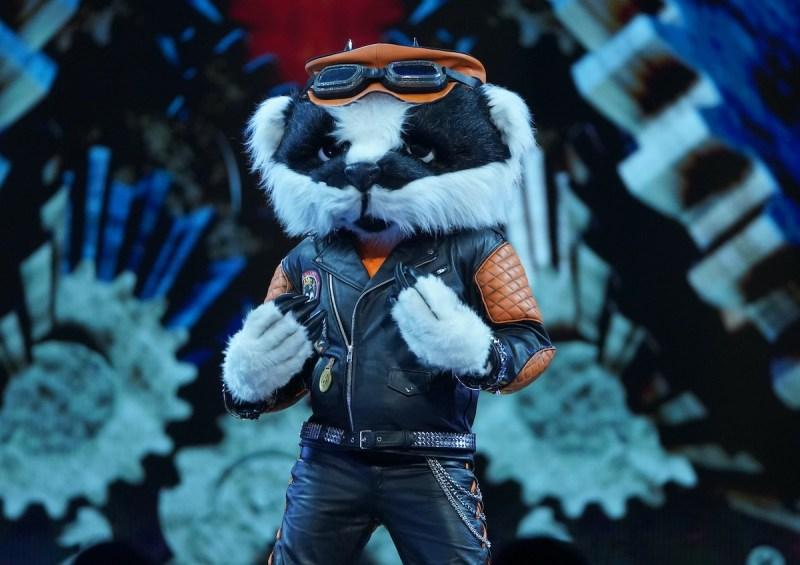The Masked Singer: SR2: Ep7 on ITV