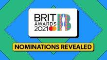 2021 brit award nominations