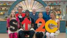 The Great Celebrity Bake Off For SU2C line up tonight