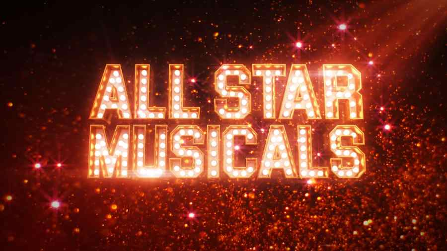 All Star Musicals on ITV