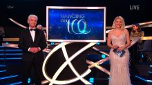 dancing on ice results final 1
