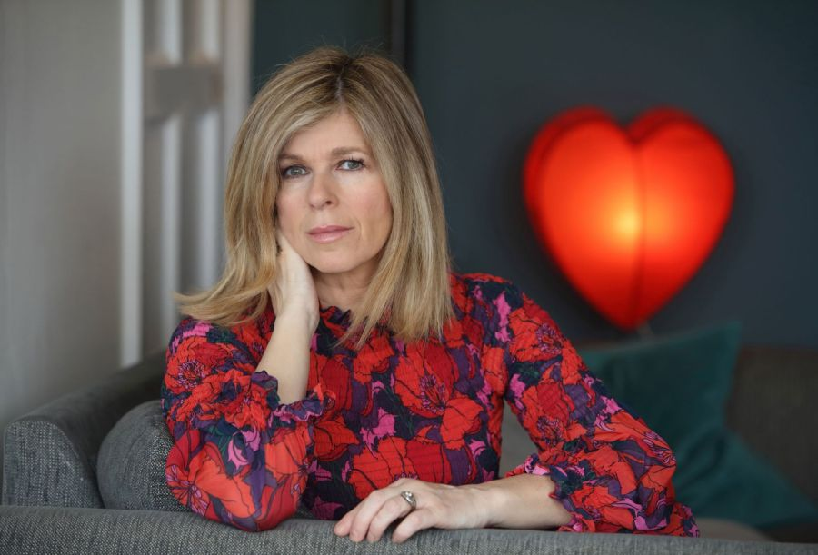 Kate Garraway: Finding Derek