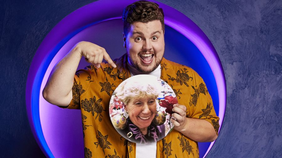 Scott and his Nan