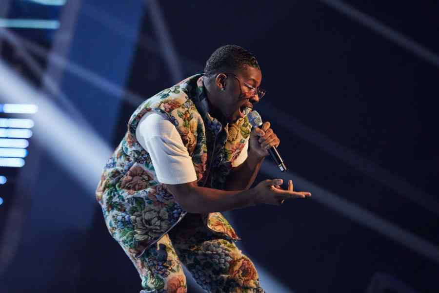 The Voice UK: SR5: Ep11 on ITV - Okulaja