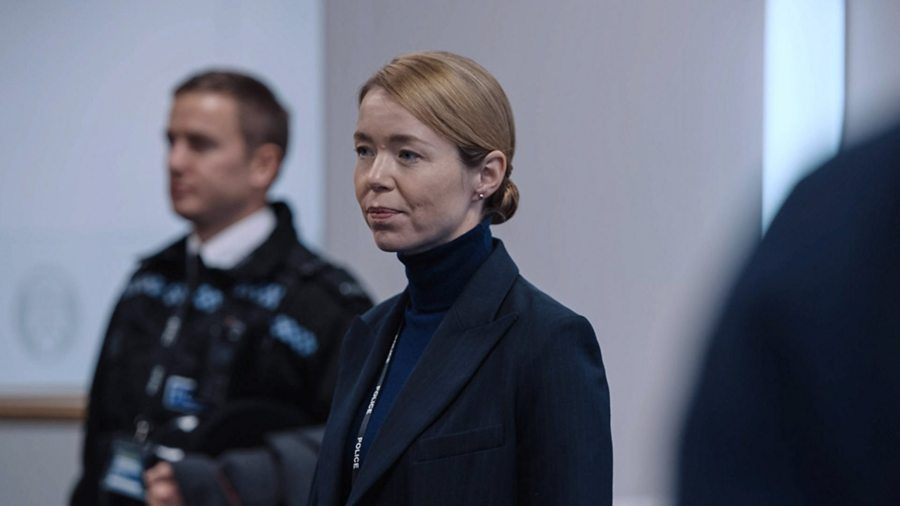 Anna Maxwell Martin line of duty