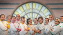 Bake Off: The Professionals Heat 1 Group