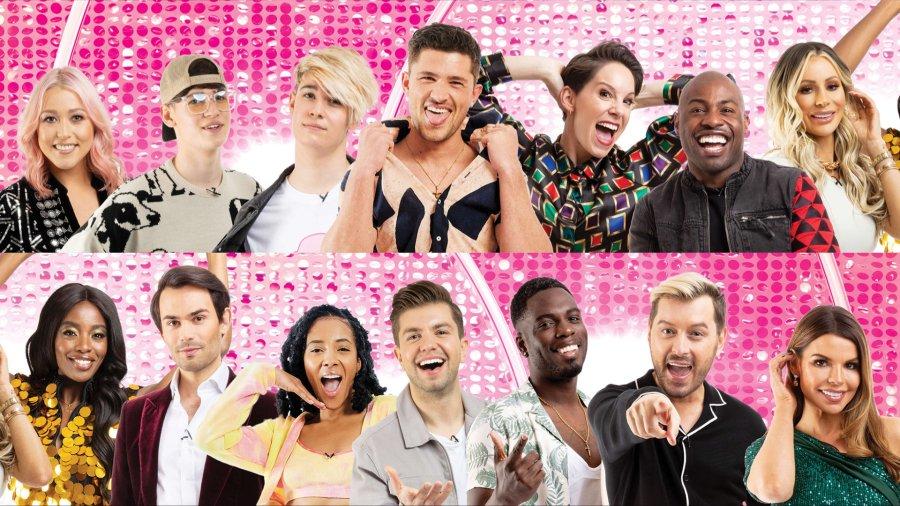 Celebrity Karaoke Club line up