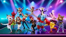 The Masked Dancer line up