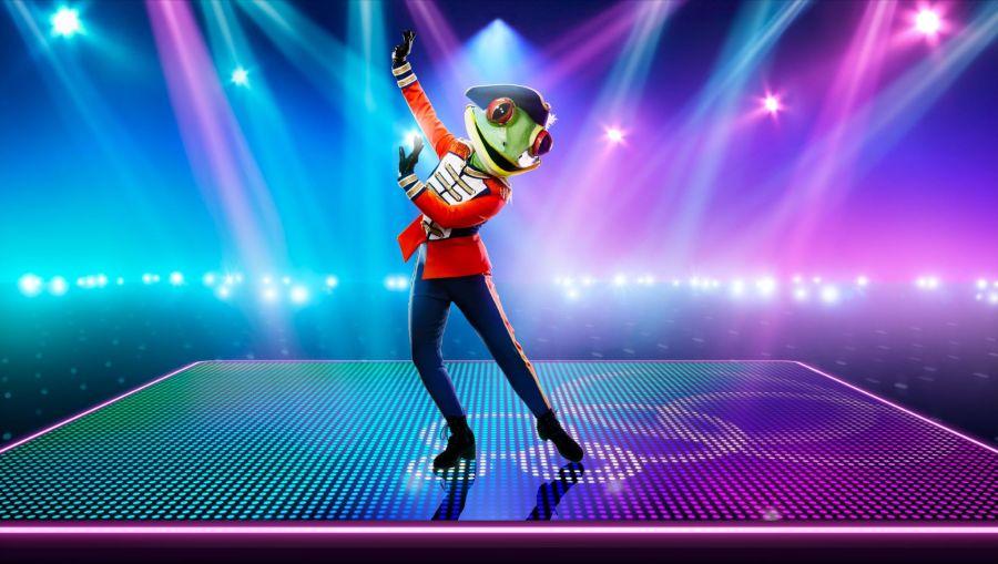 Frog. Picture: ©ITV/Bandicoot TV