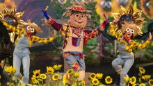 Scarecrow The Masked Dancer