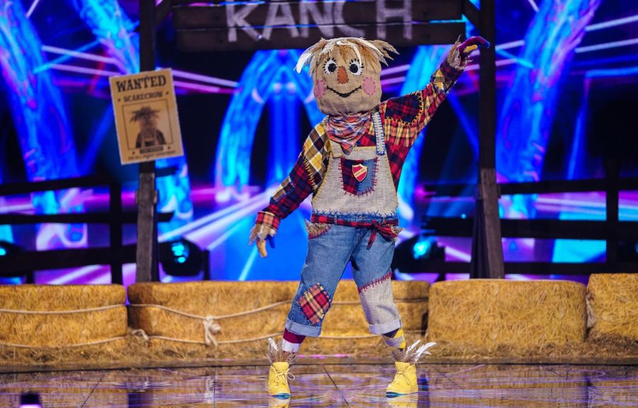 The Masked Dancer: Ep3 on ITV and ITV Hub