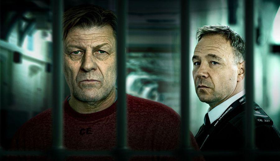 Mark Cobden (SEAN BEAN), Eric McNally (STEPHEN GRAHAM) - (C) BBC Studios - Photographer: Matt Squire and James Stack
