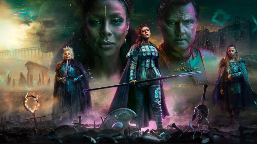 Britannia sky release date season 3