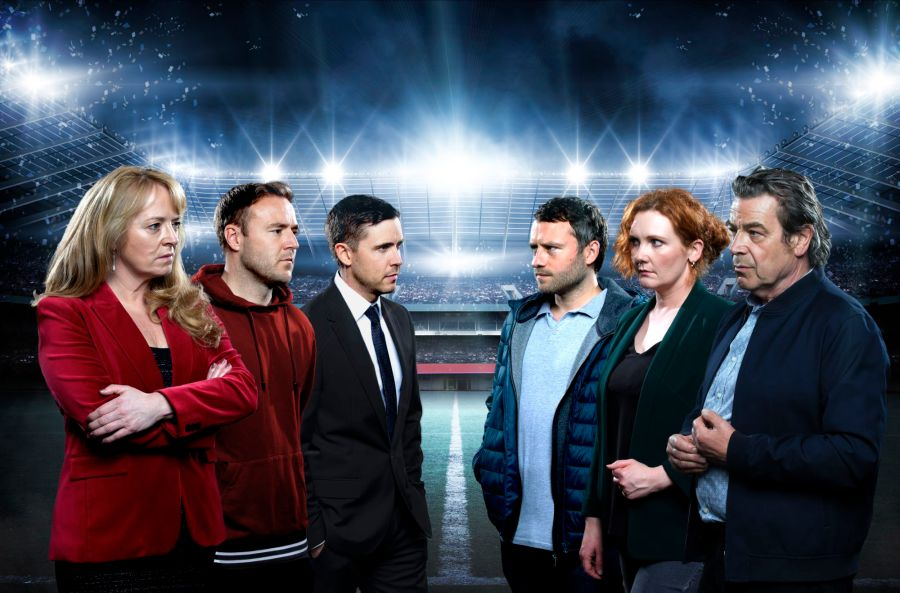 Coronation Street's key players line up as we head for a summer of passion, drama and conflict both on and off the pitch!