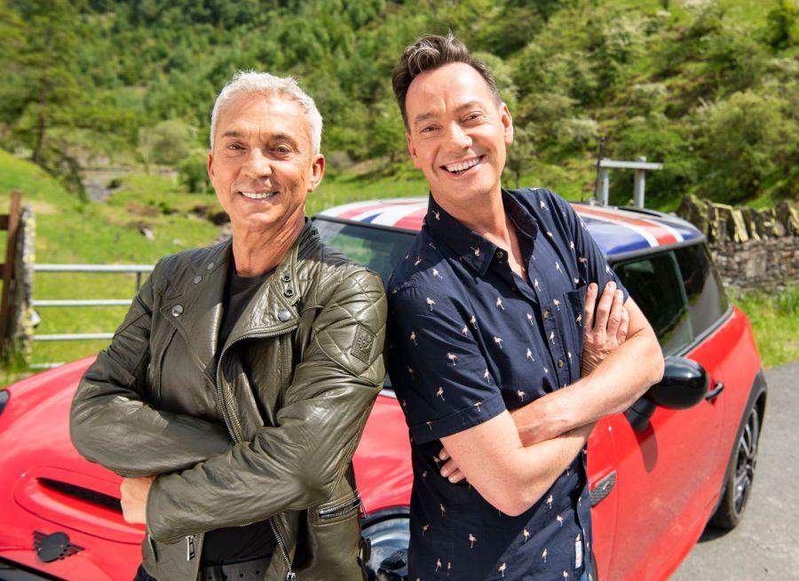 Pictured: (l-r) Bruno Tonioli and Craig Revel Horwood. Picture: ITV