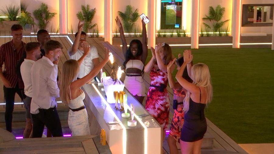 Love Island: The Islanders. Picture: ITV