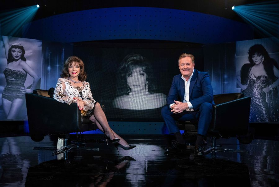 Piers Morgan's Life Stories: SR20 on ITV and ITV Hub