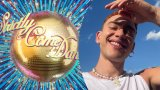 strictly come dancing Olly Alexander