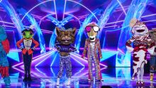 The Masked Dancer: Ep6 on ITV and ITV Hub