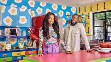 AJ and Mo hosts The Big Breakfast