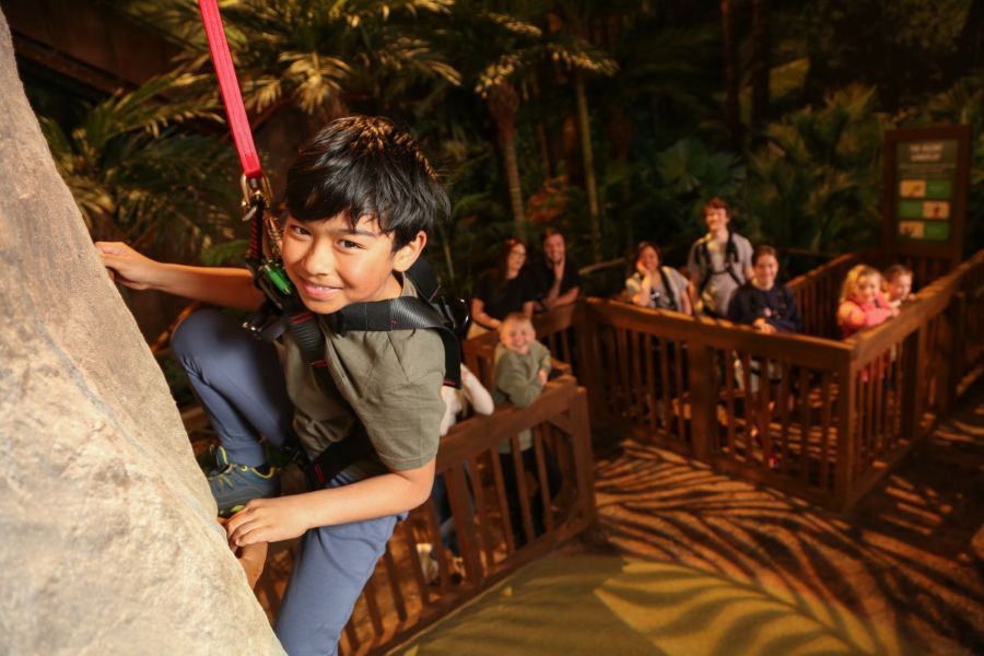 I'm A Celebrity... Jungle Challenge Pier 8, The Quays Salford. Picture: © Jason Lock Productions