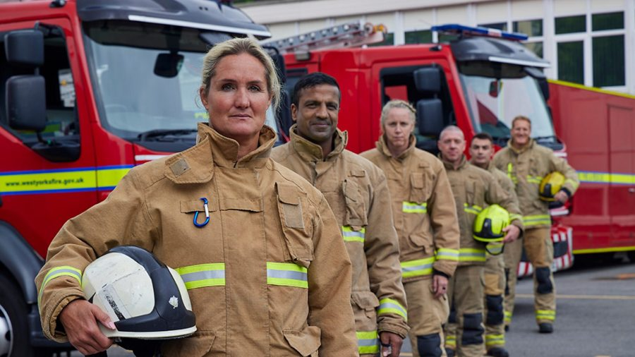 Yorkshire Firefighters