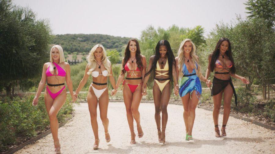 Love Island: Casa Amor girls