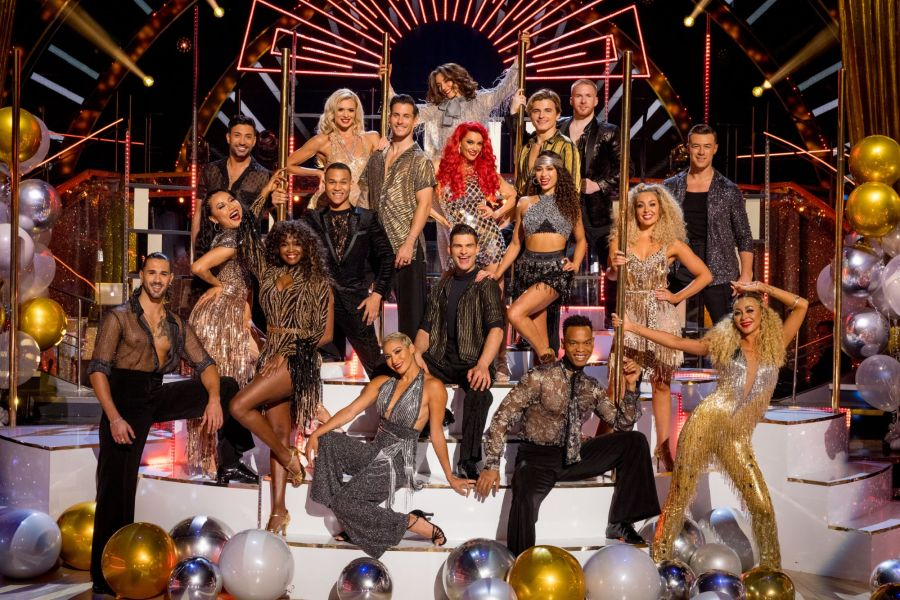 The Strictly Come Dancing 2021 Professional Dancers - (C) BBC - Photographer: Guy Levy