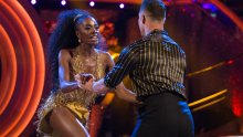 AJ Odudu & Kai - (C) BBC - Photographer: Guy Levy