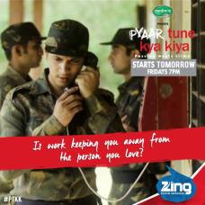 Episode 1: Siddharth at his Army training centre