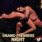 Kritika in a sensual dance with her partner Savio