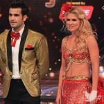Karan after dancing in the style of late Shammi Kapoor - Shake it like Shammi
