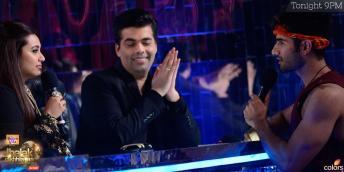 Karan Tacker tries to impress Rani with his charm